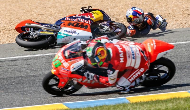 MOTO GP DE FRANCE 2015 AMBIANCE