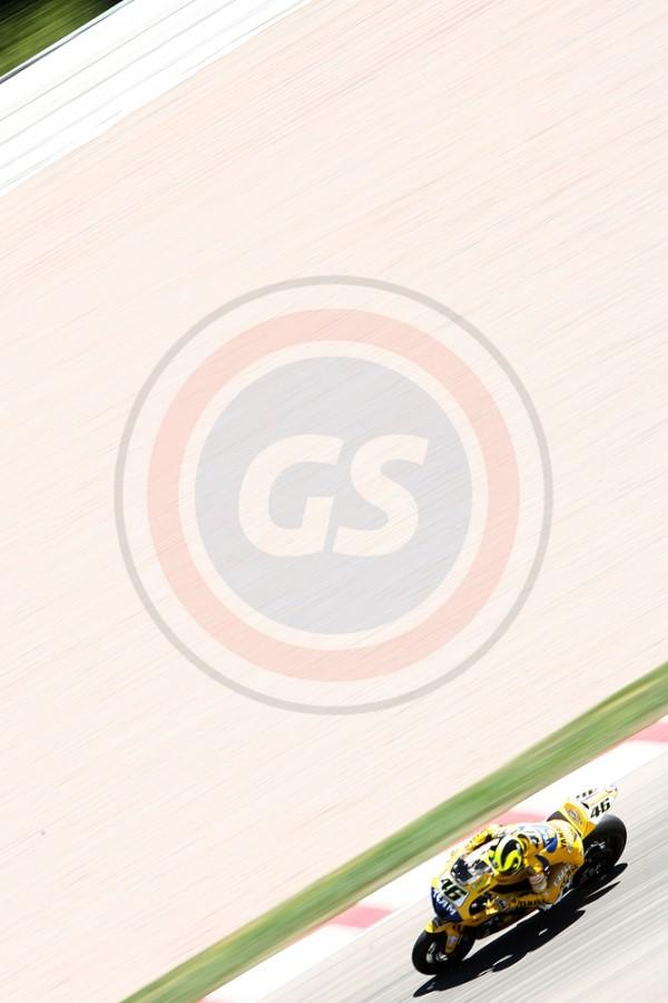 MOTO GP ALLEMAGNE 2206 V ROSSI
