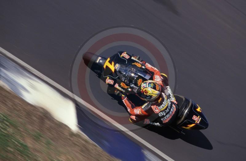 MOTO GP AUSTRALIE 1998 MAX BIAGGI