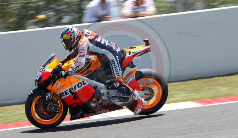 MOTO GP CATALUNYA 2012 D PEDROSA