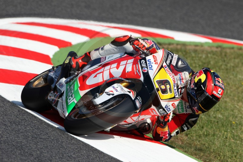 MOTO GP CATALUNYA 2012 S BRALD