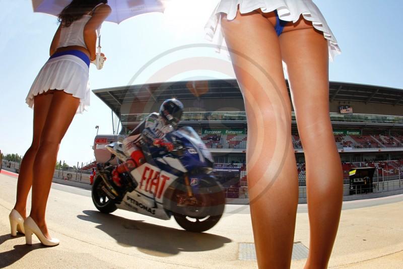 MOTO GP CATALUNYA LORENZO 2010