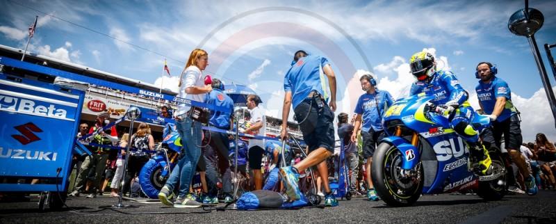 MOTO GP DE CATALUNYA 2015  ALEX ESPARGARO