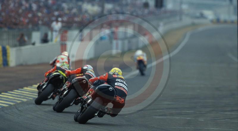 MOTO GP DE FRANCE TEAM APRILIA 250 CC1994