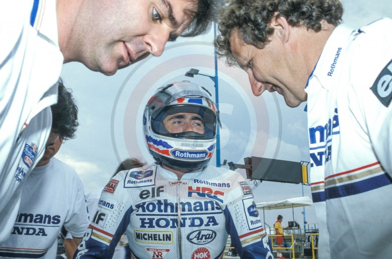 MOTO GP DE ITALIE M DOOHAN 1993