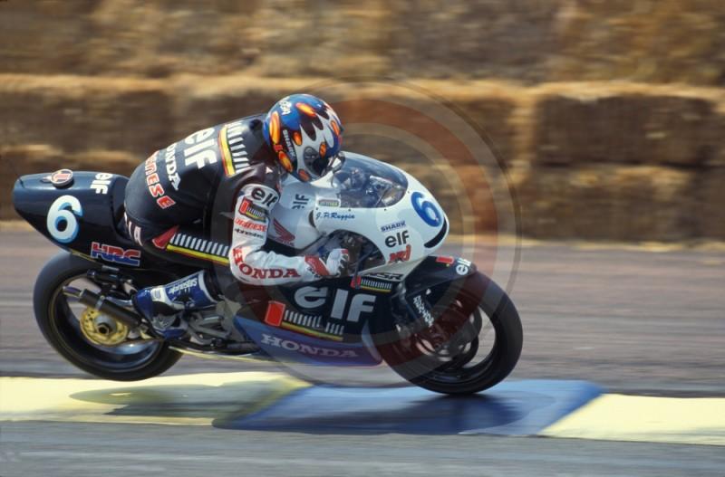 MOTO GP DU MANS 250 CC RUGGIA