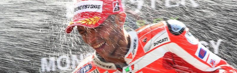 MOTO GP FRANCE 2011 V ROSSI