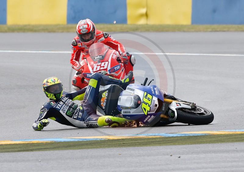 MOTO GP LE MANS ROSSI 2013 2