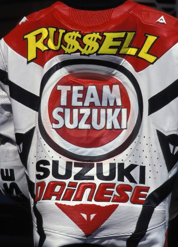 MOTO GP SCOTT RUSSELL