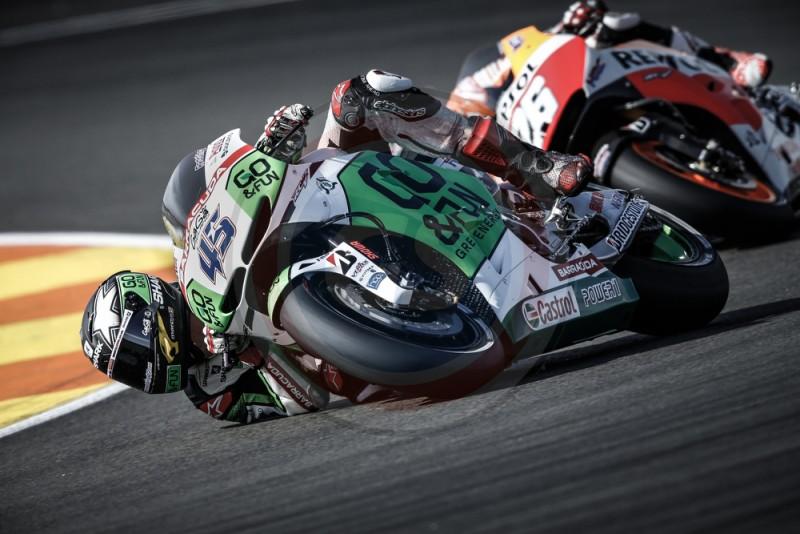 MOTO GP VALENCIA 2014 S REDDING