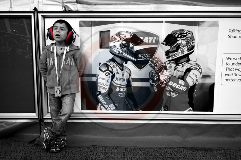 WSBK MAGNY COURS 2010 AMBIANCE